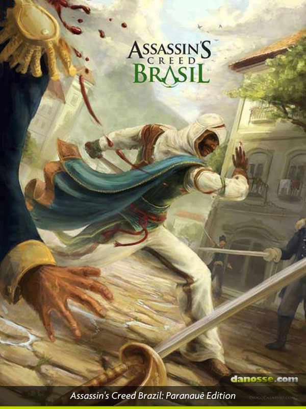 Assassins Creed Brasil - Paranaue Edition!