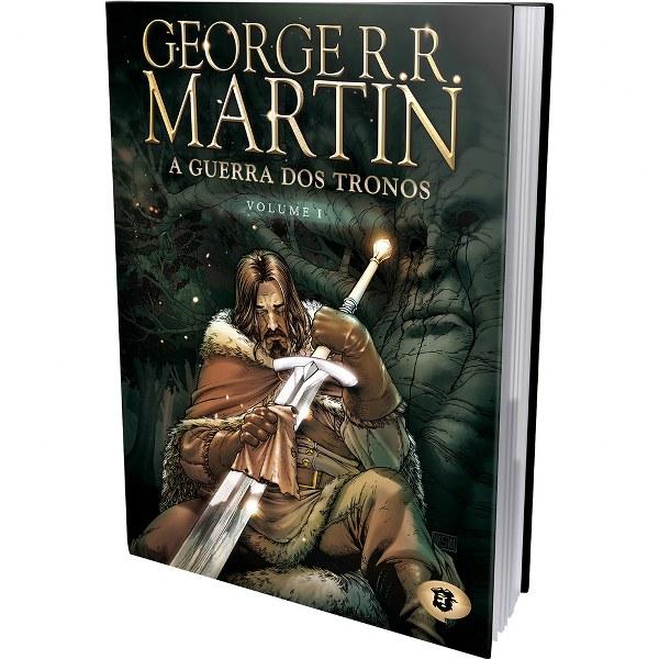Quadrinhos - A Guerra dos Tronos - Volume I